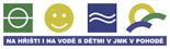 Logo Na hřišti i na vodě být s dětmi vždy v pohodě